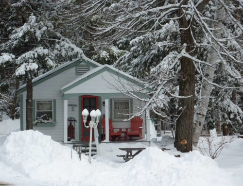 The Squam Lakes Await You, A Perfect Snowmobiling Getaway
