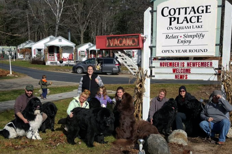 Cottage Squam Weddings & Events